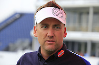Ian Poulter (ENG) during Wednesday's Pro-Am Day of the 2014 BMW Masters held at Lake Malaren, Shanghai, China 29th October 2014.<br /> Picture: Eoin Clarke www.golffile.ie