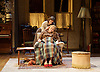 Stevie<br /> By Hugh Whitemore<br /> at Hampstead Theatre, London, Great Britain <br /> 12th March 2015 <br /> <br /> Directed by Christopher Morahan Designed by Simon Higlett<br /> <br /> <br /> <br /> Zo&euml; Wanamaker as Stevie Smith<br /> <br /> Lynda Baron <br /> <br /> <br /> <br /> Photograph by Elliott Franks <br /> Image licensed to Elliott Franks Photography Services