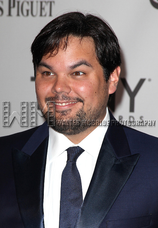 Robert Lopez attending the  2011 Tony Awards at the Beacon Theatre in New York City © Walter McBride / WM Photography / Retna Ltd
