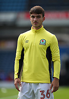 Blackburn Rovers' Jack Doyle during the pre-match warm-up <br /> <br /> Photographer Rachel Holborn/CameraSport<br /> <br /> The EFL Sky Bet League One - Blackburn Rovers v Doncaster Rovers - Saturday August 12th 2017 - Ewood Park - Blackburn<br /> <br /> World Copyright &copy; 2017 CameraSport. All rights reserved. 43 Linden Ave. Countesthorpe. Leicester. England. LE8 5PG - Tel: +44 (0) 116 277 4147 - admin@camerasport.com - www.camerasport.com