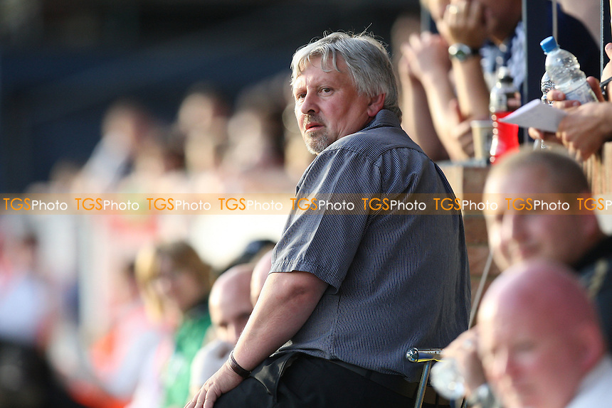 Southend United manager Paul Sturrock - Southend United vs Derby County - Pre-Season Friendly Football Match at Roots Hall, Southend-on-Sea, Essex -  19/07/10 - MANDATORY CREDIT: Gavin Ellis/TGSPHOTO - Self billing applies where appropriate - Tel: 0845 094 6026