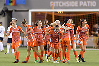 Houston, TX - Sunday May 27, 2018: Houston Dash vs Washington Spirit at BBVA Compass Stadium.