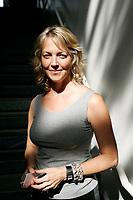 Marie Brodeur,  film maker<br /> <br /> <br /> <br /> <br /> PHOTO :  Agence Quebec Presse