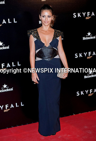 "MONICA CRUZ.attends the premiere of the twenty-third 007 adventure, ""Skyfall"" at Santa Ana Square, Madrid_29/10/2012.Mandatory Credit Photo: ©NEWSPIX INTERNATIONAL..**ALL FEES PAYABLE TO: ""NEWSPIX INTERNATIONAL""**..IMMEDIATE CONFIRMATION OF USAGE REQUIRED:.Newspix International, 31 Chinnery Hill, Bishop's Stortford, ENGLAND CM23 3PS.Tel:+441279 324672  ; Fax: +441279656877.Mobile:  07775681153.e-mail: info@newspixinternational.co.uk"