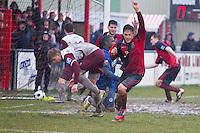 Eastbourne Borough FC (1) v Chelmsford City FC (2) 13.04.13