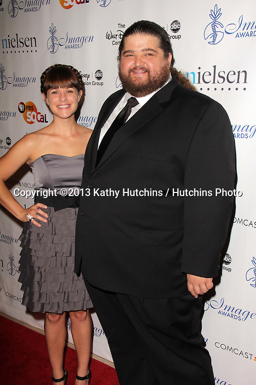 LOS ANGELES - AUG 16:  Jorge Garcia at the 28th Annual Imagen Awards at the Beverly Hilton Hotel on August 16, 2013 in Beverly Hills, CA