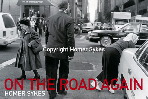 On the Road Again. Published by Mansion Editions...I have a few new copies left.<br />