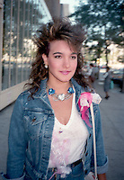 Danielle Brisebois 1985 by Jonathan Green