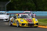 #68 Topp Racing, Porsche 991 / 2017, GT3P: Jeff Mosing (M)