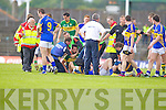 Paul Galvin, Kerry in action against \t0\ in the first round of the Munster Football Championship at Fitzgerald Stadium on Sunday.