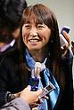 Ai Sugiyama, MARCH 4, 2013 : IOC Evaluation Commission visit at Ariake Coliseum, Tokyo, Japan. (Photo by AFLO SPORT)