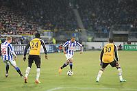 VOETBAL: SC HEERENVEEN: Abe Lenstra Stadion, 17-02-2012, SC-Heerenveen-NAC, Eredivisie, Eindstand 1-0, Luciano Narsingh, ©foto: Martin de Jong.