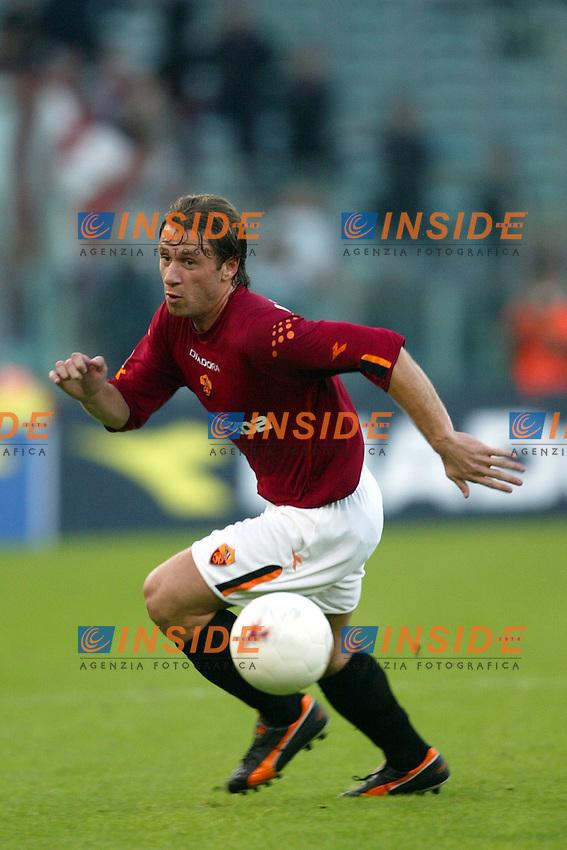 Roma 2/11/2003 <br /> Roma Reggina 2-0 <br /> Antonio Cassano (Roma)<br /> Foto Andrea Staccioli Insidefoto