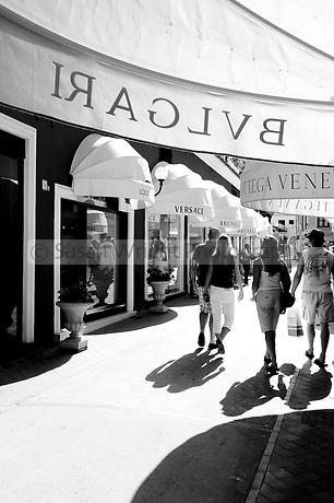 Designer Shopping, Carpi, Italy Designer brand shopping, Capri,  Italy