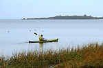 Kayaking in Cedar Key, Florida