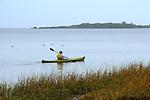 Kayaking in Cedar Key, Florida