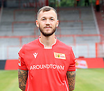 06.07.2019, Stadion an der Wuhlheide, Berlin, GER, 2.FBL, 1.FC UNION BERLIN , Mannschaftsfoto, Portraits, <br /> DFL  regulations prohibit any use of photographs as image sequences and/or quasi-video<br /> im Bild Marcel Hartel (1.FC Union Berlin #7)<br /> <br /> <br />      <br /> Foto © nordphoto / Engler