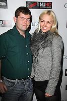 "Alex Helisek, Elena Bugaeva<br /> at the NuHo Online Film Fest (NoHoFilmFest.com) Premiere of ""Coldwater,"" Bigfoot Crest Theater, Westwood, CA 01-09-14<br /> David Edwards/DailyCeleb.com 818-249-4998"