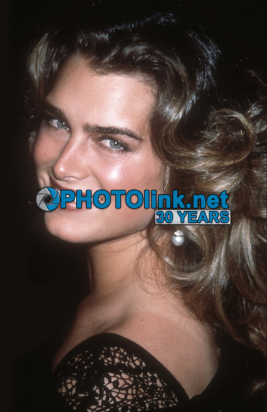 Brooke Shields 1990<br /> Photo By Adam Scull/PHOTOlink.net