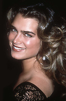Brooke Shields 1990<br /> Photo By Adam Scull/PHOTOlink.net