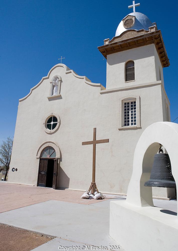 Ysleta Del Sur Mission El Paso Texas Al Braden Photography