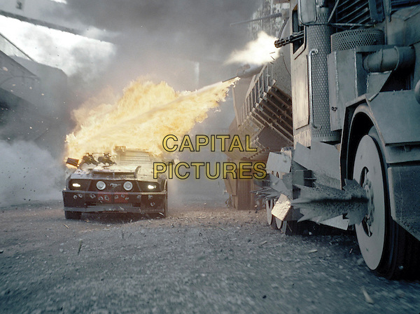 SCENE .in Death Race.*Filmstill - Editorial Use Only* .CAP/FB .Supplied by Capital Pictures