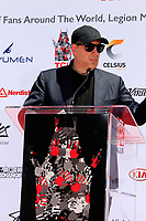 LOS ANGELES - July 18:  Kevin Feige at the Stan Lee Hand and Footprint Ceremony at the TCL Chinese Theater IMAX on July 18, 2017 in Los Angeles, CA
