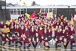 Our school children.have just one thing on.their minds this week -.Croke Park, said Paddy.Keane, a teacher at St..Bridgets NS in Duagh..The entire parish is.travelling and were all.keeping our fingers.crossed that we win.