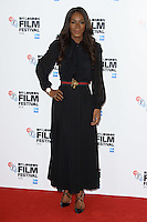 "director, Amma Asante<br /> at the London Film Festival photocall for the opening film, ""A United Kingdom"", Mayfair HotelLondon.<br /> <br /> <br /> ©Ash Knotek  D3159  05/10/2016"