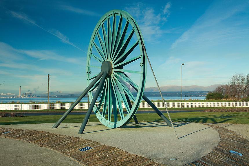 Winding Wheel, Bo'ness, Lothian