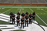 DENTON, TX - AUGUST 06: Football staff and player make up head shots at Apogee Stadium in Denton on August 6, 2018 in Denton, Texas. (Photo by Rick Yeatts) DENTON, TX - AUGUST 06: Mean Green Sports Medicine and player make up head shots at Apogee Stadium in Denton on August 6, 2018 in Denton, Texas. (Photo by Rick Yeatts)