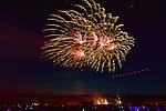 2016 Fireworks in Jaffrey
