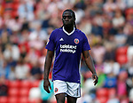 Clayton Donaldson of Sheffield Utd during the Championship match at the Stadium of Light, Sunderland. Picture date 9th September 2017. Picture credit should read: Simon Bellis/Sportimage