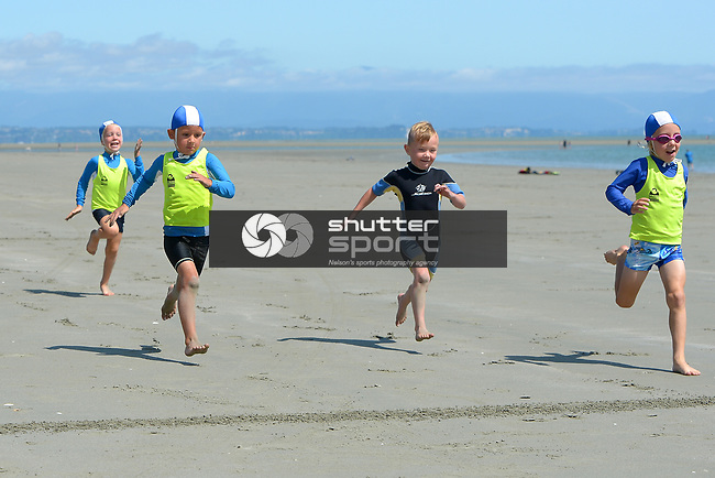 NELSON, NEW ZEALAND - JANUARY 18: Nelson Surf Life Saving Carnival, Tahuna Beach, Nelson, New Zealand. Sunday 18th January 2020. (Photos by Barry Whitnall/Shuttersport Limited)