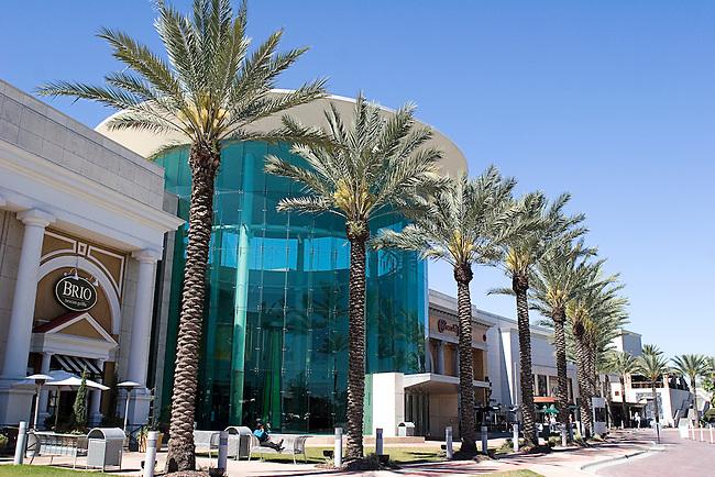 Shopping, Mall at Millenia, Orlando, Florida