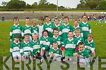 HOST: The host team Ballydonoghue team who hosted the Ballydonoghue GAA Blitz on Saturday.... ....