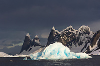 Port Charcot, Antarctic peninsula