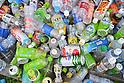 Plastic PET Bottle Garbage