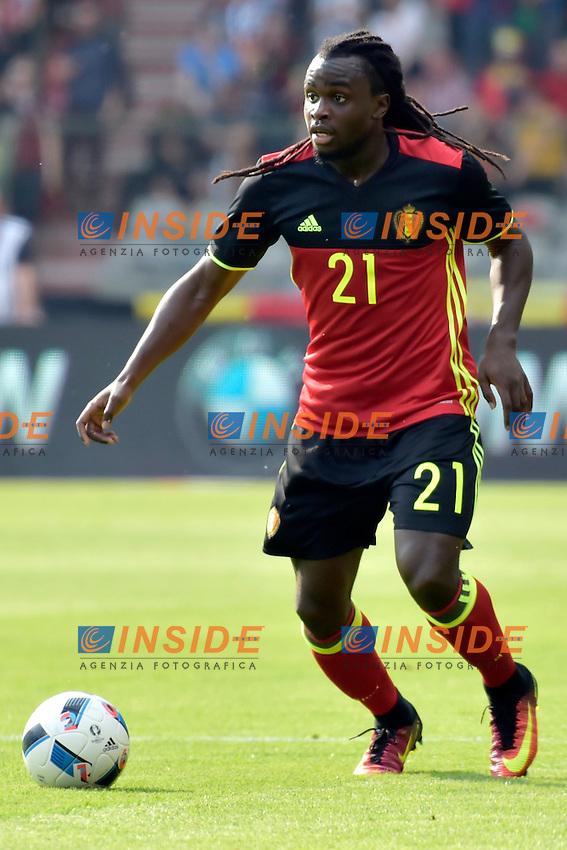 Lukaku Jordan defender of Belgium <br /> Bruxelles 05-06-2016 Calcio Amichevole Belgio Norvegia<br /> Foto Photonews/Panoramic/Insidefoto