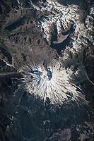 Aerial of Mt. St. Helens, Washington