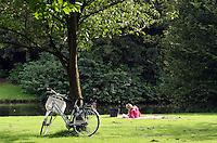 Public Park in Amsterdam