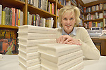 Siri Hustvedt Book Signing at Books and Books