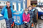 Damian Niall and Eoin O'Sullivan at the Kilgarvan vintage on Sunday