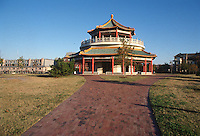 1998 October 29..Redevelopment.Downtown West (A-1-6)..TAIWAN PAVILION.PAGODA.FRIENDSHIP PARK...NEG#.NRHA#..