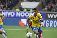 VOETBAL: LEEUWARDEN: 16-08-2015, SC Cambuur - Feyenoord, uitslag 0-2, Marvin Peersma (#23), ©foto Martin de Jong
