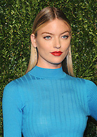 NEW YORK, NY - NOVEMBER 07:  Martha Hunt attends 13th Annual CFDA/Vogue Fashion Fund Awards at Spring Studios on November 7, 2016 in New York City. Photo by John Palmer/ MediaPunch
