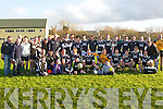 CHAMPIONS: The Ardfert team winners of the St Brendan's Board 2011 Senior Championship Final at Na Gaeil, Tralee on Sunday...