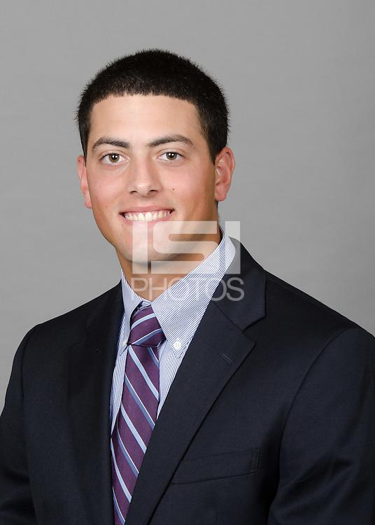 STANFORD, CA - November 11, 2011: Stanford Men's Baseball Team Portraits.
