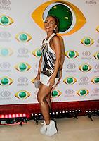 SAO PAULO, SP, 06 DE MARCO 2012. FESTA GRADE DE PROGRAMACAO 2012 TV BANDEIRANTES. A apresentadora Sabrina Sato, na festa de apresentacao da programacao 2012 da TV Bandeirantes, realizada no Cinemark do Shopping Iguatemi, no bairro de Pinheiros, regiao oeste de SP, na noite desta terca-feira, 06. (FOTO: MILENE CARDOSO - BRAZIL PHOTO PRESS)