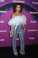 13 May 2019 - New York, New York - Toni Trucks at the Entertainment Weekly & People New York Upfronts Celebration at Union Park in Flat Iron.   <br /> CAP/ADM/LJ<br /> ©LJ/ADM/Capital Pictures